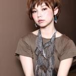 Short Style stylist:Teduka